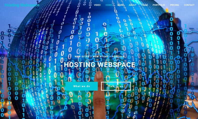 HostingWebspace